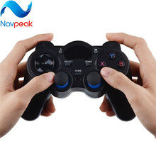 10pcs/lot Universal 2.4G Wireless Game Controller Gamepad Joystick for PS3 Android TV Box