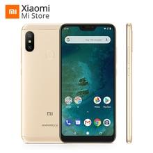 Küresel Sürüm Xiao mi mi A2 Lite 4 GB RAM 64 GB ROM Smartphone Snapdragon 625 Octa çekirdek 4000 mAh 5.84