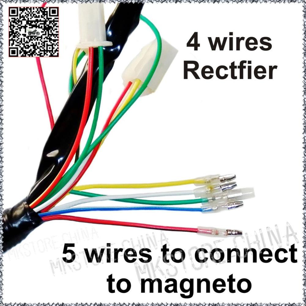 110cc Switch Quad Electrics Zongshen Lifan Ducar Razor Cdi Coil Wire 90Cc ATV  Wiring Diagram 110 Atv Wiring Diagram Magneto
