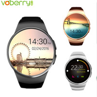 Voberry KW18 Bluetooth Smart Watch Phone KW18 Sim And TF Card Heart Rate Reloj Smartwatch Wearable App For IOS Android 36