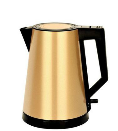 double - quick electric kettle 304 full stainless steel home automatic power Overheat Protection free shipping electric kettle automatic power double layer heat insulation 304 stainless steel overheat protection