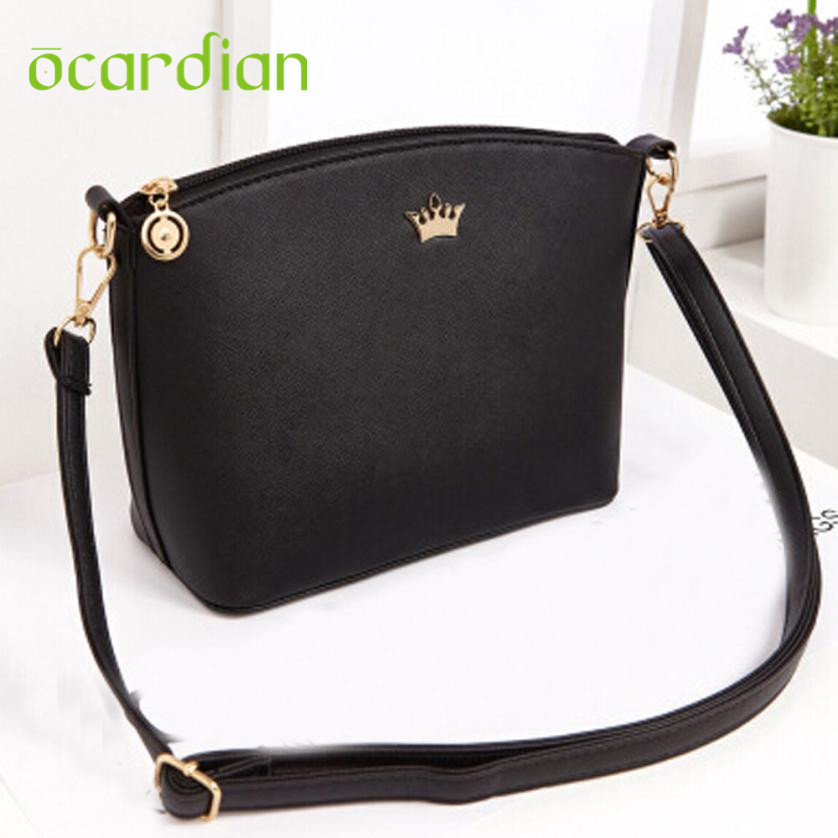 Hot Women Messenger Bags Cross Pattern Women Bags Mini Women Shoulder Bag 17Mar06
