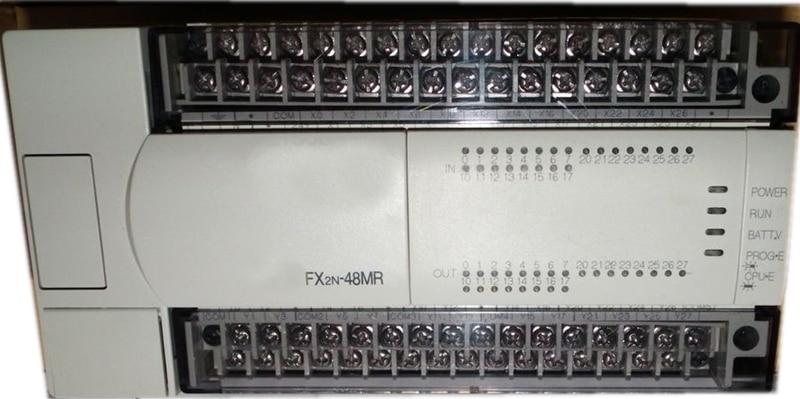 FX2N-48MR-001 FX2N-48MT-001 Relay 220V PLC Module fx2n 8er plc