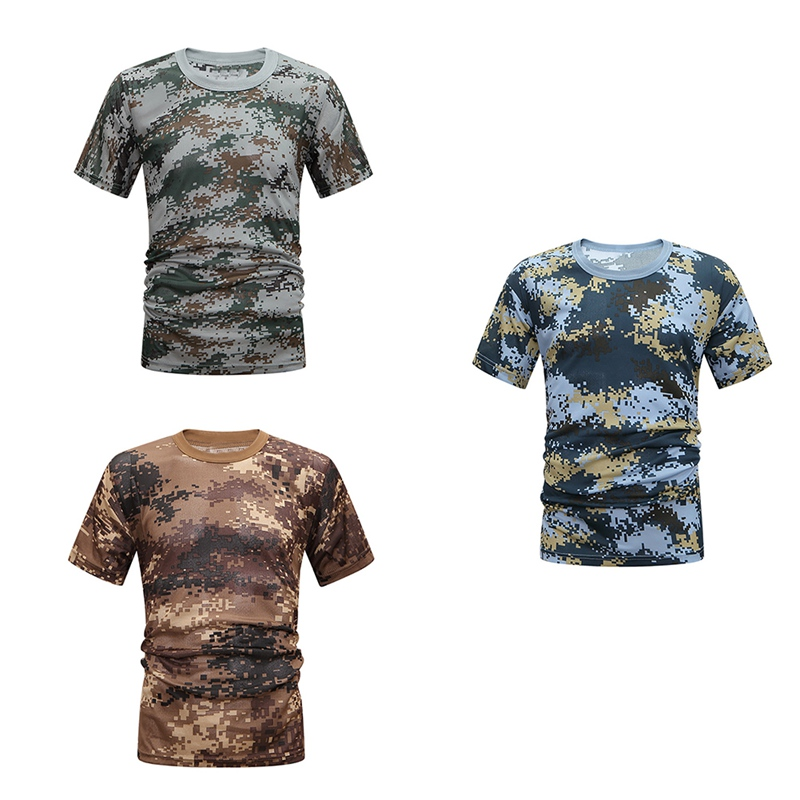 Short Sleeve T-Shirt Women Men Breathable Fitness Quick Drying Loose Casual Tops Apparel Cycling Fishing Camping Sportswear