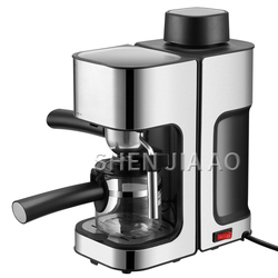 Italian Coffee Maker Machine MD-2006 Semi-automatic Steam Type Pump Pressure Milk Foam DIY Espresso coffee Machine 220v 800w