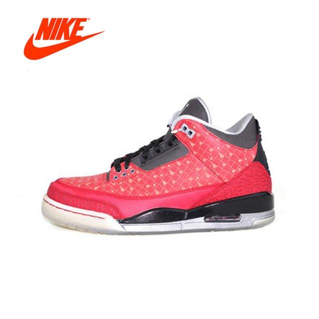 d5cf5c88f1324c Official Original Nike air Jordan 3 DB Doernbecher AJ3 Men s basketball  shoes Outdoor sports 437536-600