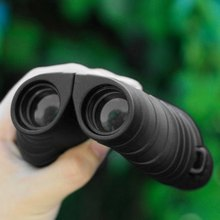 BIJIA Porro BAK4 Prism 10 x 25 Night Vision Binoculars 158m / 1000m Ultra-clear Telescopes