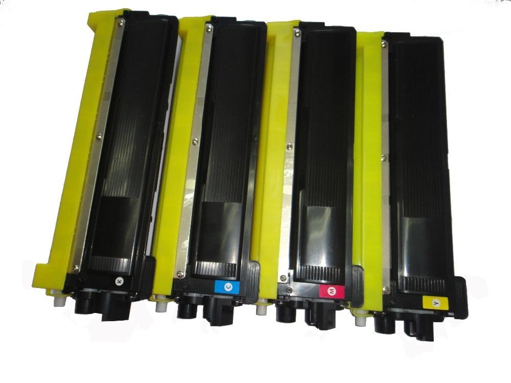ФОТО Free shipping TN210 TN230 TN240 TN270 TN-270 TN290 Color Toner Cartridges For HL-3040CN 3070CW MFC-9010CN MFC9120CN MFC 9320CW