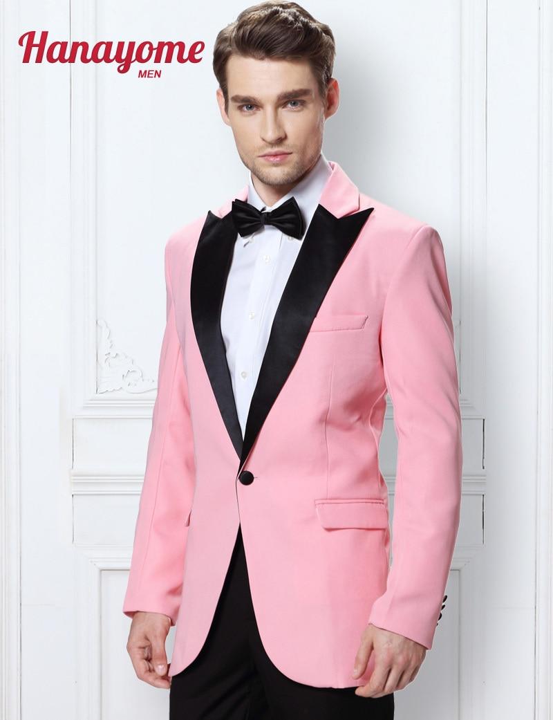Wedding Suits For Men Men's Slim Fit 1 Button Shawl Tuxedo Collection Suit 6 Colors Vintage Suits Men Boys Dress Vest D284