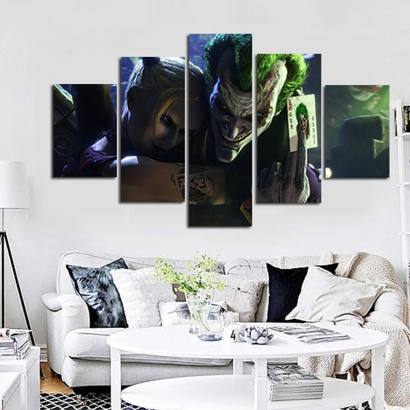 HD Canvas Prints Oil Paintings Living Room Artwork Framed Pictures 1 Panel