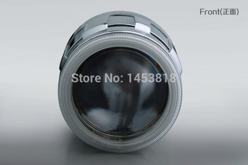35 w 3GQL 3 ''pouces Bi Lentille De Projecteur Lampe kit H4 H1 H7 H11 HB3 HB4 9004 9007 4300 K 5000 k 6000 k 8000 k CCFL Yeux D'ange