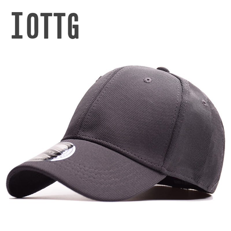 375358ae8d847 IOTTG Summer Fashion Unisex Hip Hop Baseball Caps Flexfit Fitted Closed Polo  Snapback Hat Men Women Outdoor Sport Golf Cap