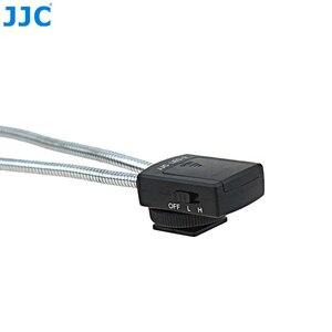Image 3 - JJC DSLR كاميرا مرنة ماكرو LED مصابيح فلاش ضوء Speedlight لكانون 60D 5D مارك II 5D مارك III 760D 750D سوني نيكون ضوء