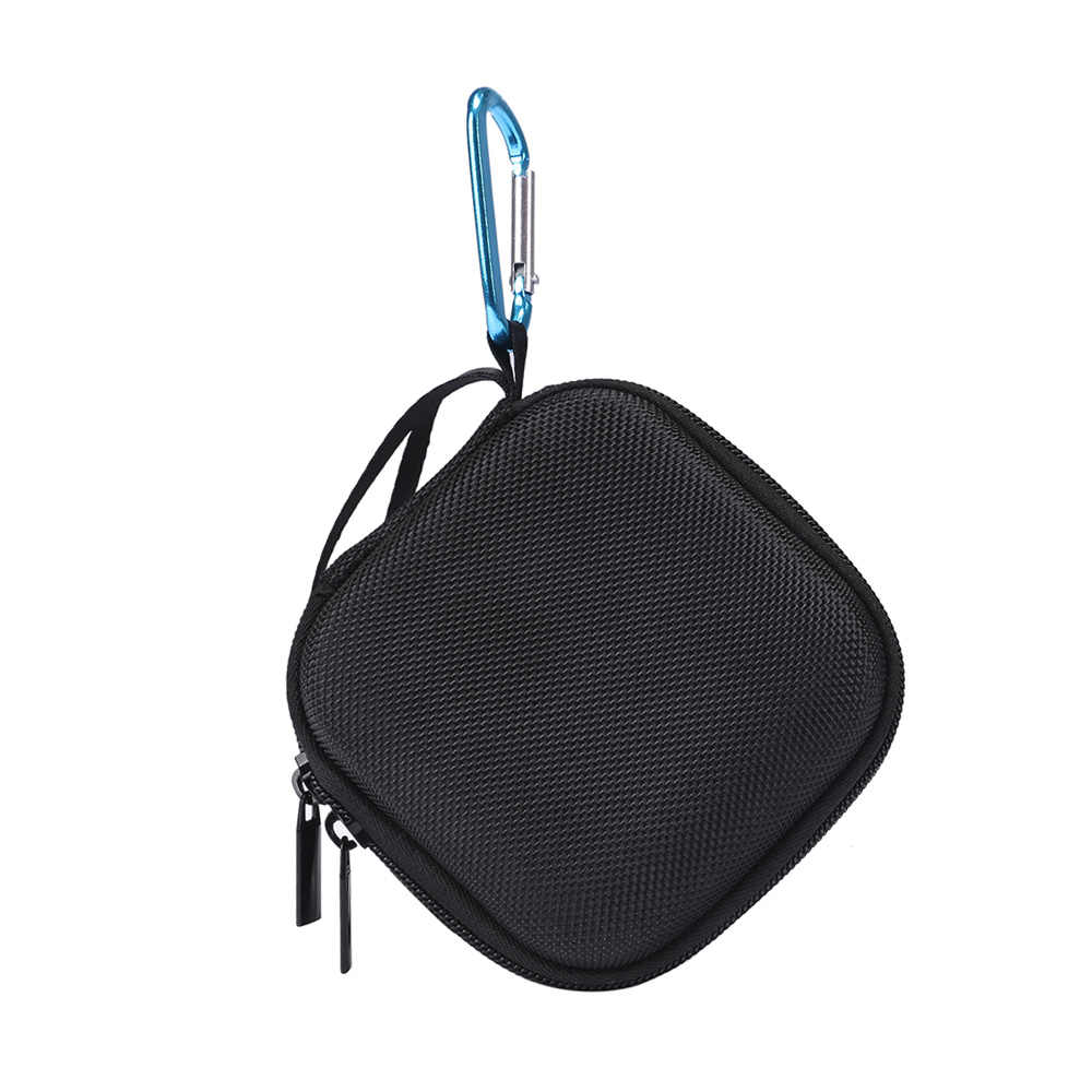 New EVA PU Carry Protective Speaker Box Cover Pouch Bag Case For Bose SoundLink Micro Bluetooth Speaker-Extra Space for Cables