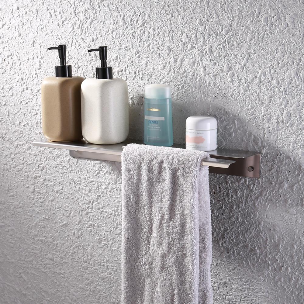 KES Bathroom Shower Shelf Stainless Steel 18 Inch or 45 CM 1.8 MM ...