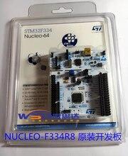 1 PCS ~ 5 stks/partij NUCLEO F334R8 NUCLEO 64 STM32F334 Development board leren boord