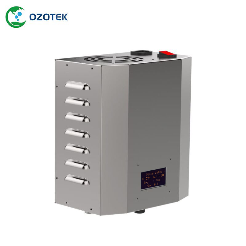 OZOTEK intelligent ozone water machine 220V/110V TWO005 1.0-3.0 PPM for water purification free shipping