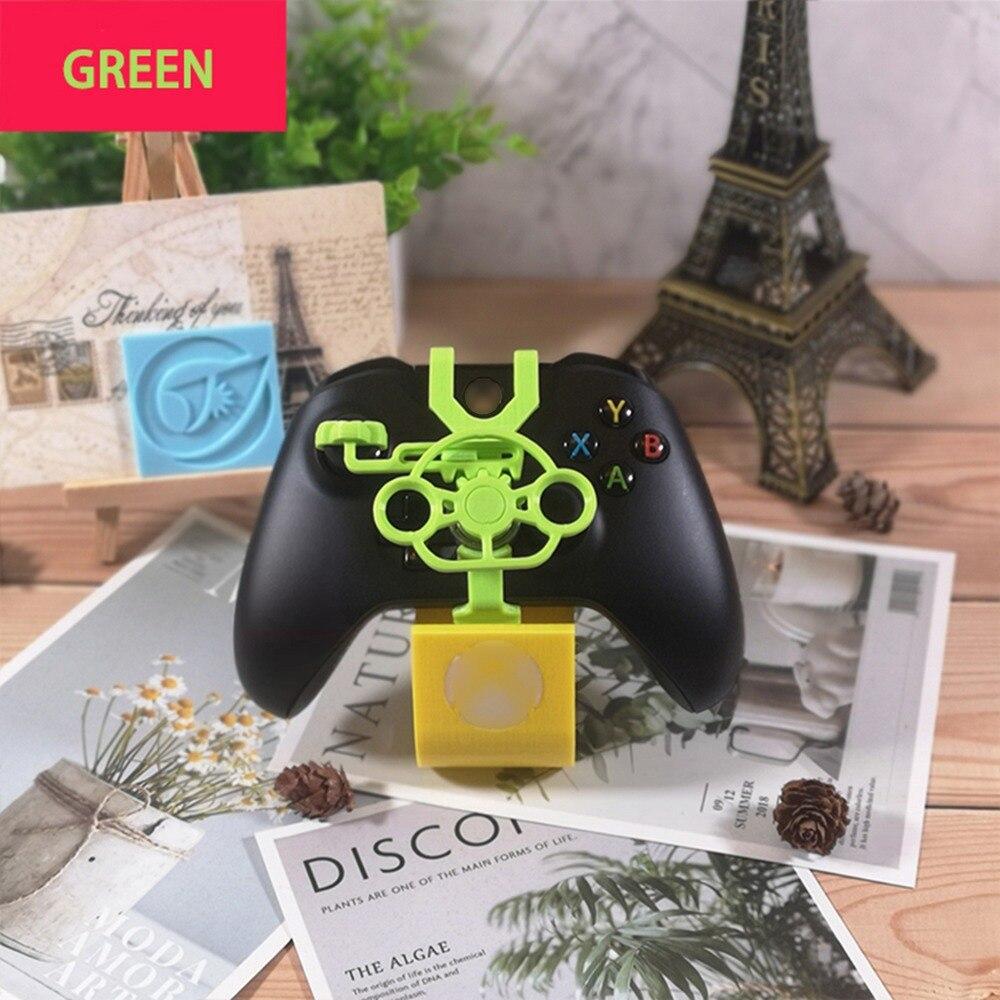 Mini Lenkrad für XBOX ONE/XBOX DIEJENIGEN Spiel Controller Auto Racing Lenkung-Rad Zubehör