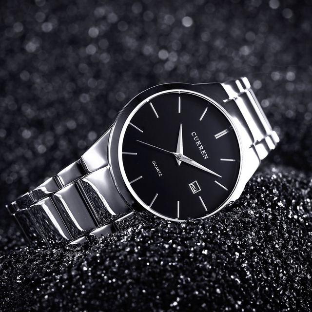 Casual Style Men's Watches