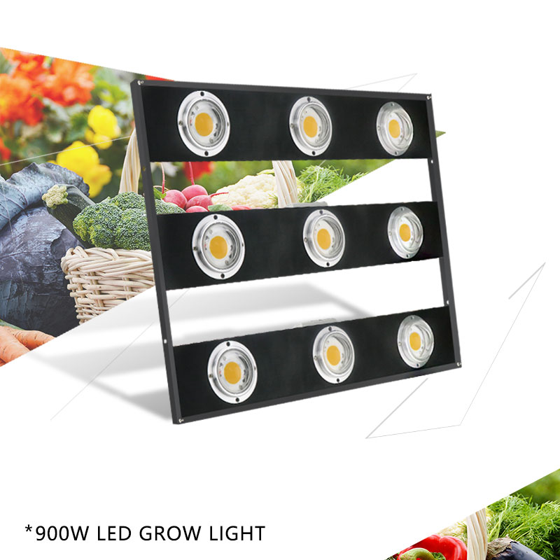 CREE CXB3590 COB Led Grow Light Cree 900W Plant Grow Light Full Spectrum for Greenhouse Hydroponic Indoor Plant Growth Grow TentCREE CXB3590 COB Led Grow Light Cree 900W Plant Grow Light Full Spectrum for Greenhouse Hydroponic Indoor Plant Growth Grow Tent