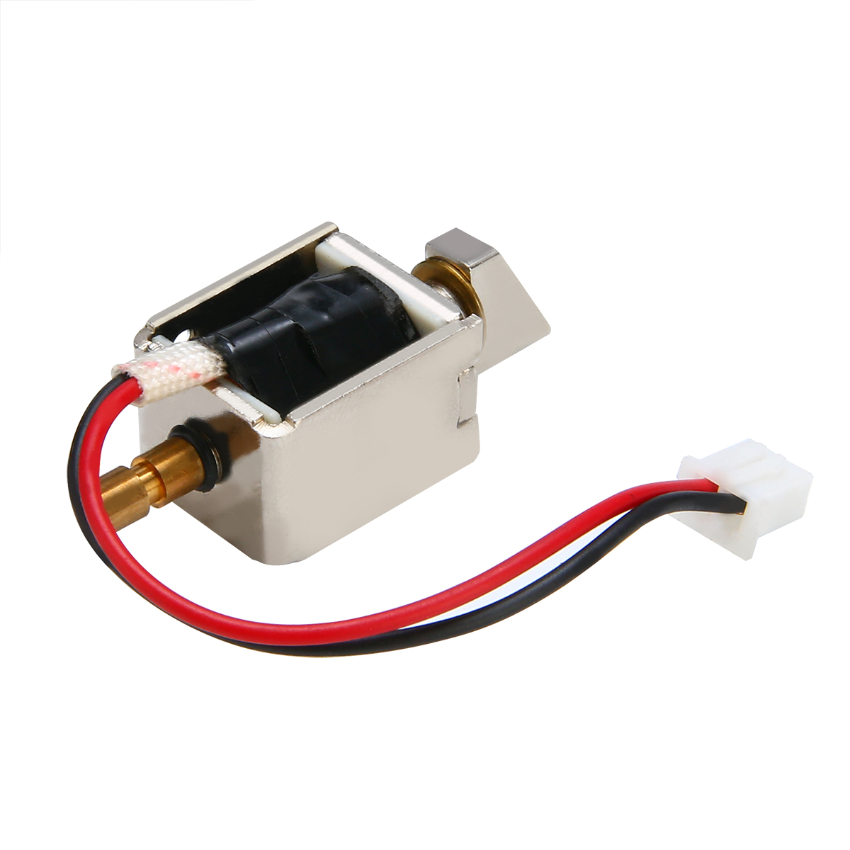 NEW 12V DC 1.1A Electric Lock Assembly Solenoid Cabinet Door Drawer Lock