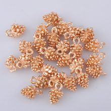 c46b78fdb75 Buy gold pinecone and get free shipping on AliExpress.com