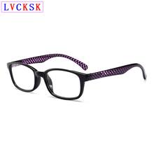 Unisex Reading Glasses magnifier For Women Men Retro Presbyopic Spectacles Fashion Far Sighted Eyeglasses Spring Legs 4 color L3