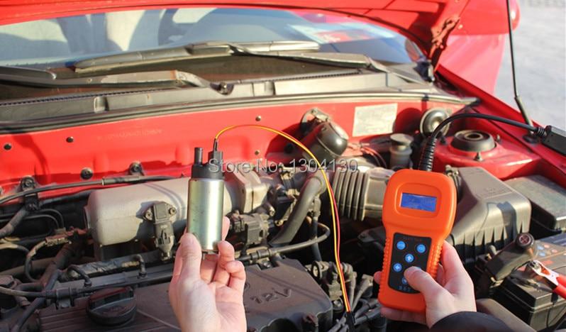 BSTSparkTec BST202 12v automotive fuel pump/air conditioning compressor tester a