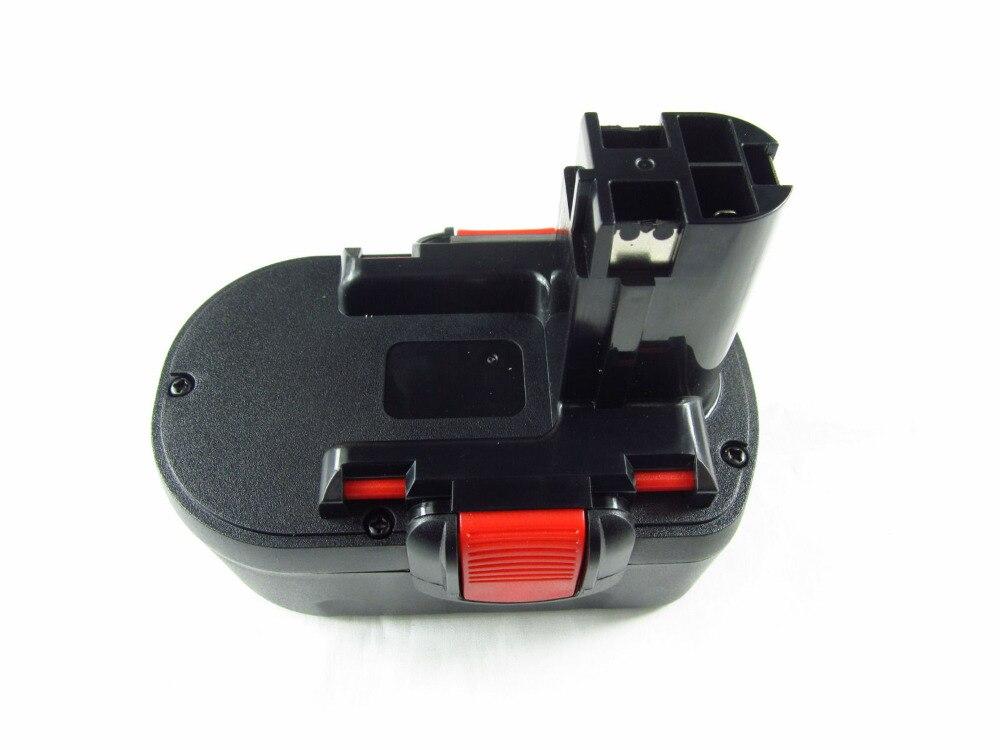 Para Bosch Abakoo BAT025 18 V 3000mAh Bateria Recarregável Ni-MH Power Tools Bateria Para Broca GSB 18 VE-2, PSR 18VE, BAT026