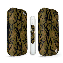 Skin stickers High quality Printing PVC Material Antiscratch protective For IQOS Stickers 2.4 Plus Sticker Decorat