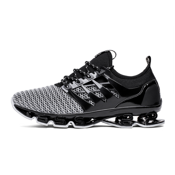 2018 Feminino Esportivo Spring Autumn Men's Sneakers Running Shoes Trending Style Sports Breathable Trainers For Male 001 1