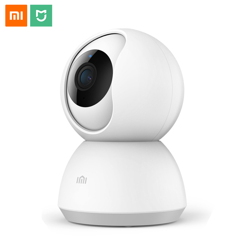Xiaomi Mijia Mini Wifi IP Camera 1080P 360 Degree Infrared Night Vision Wireless Home Security Camera Surveilance Baby Monitor цена