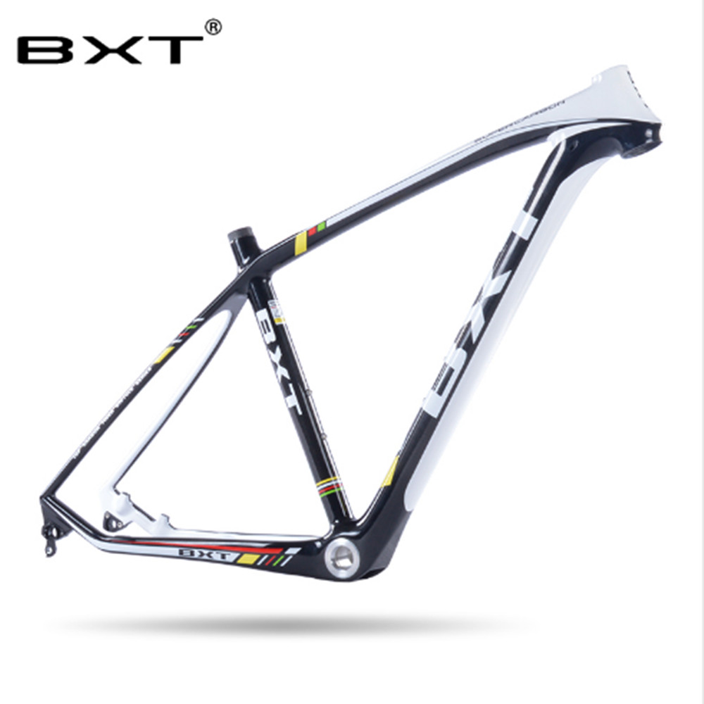2017 NEW cheap carbon frame T800 3K Full Carbon MTB Frame 29er For thru axle carbon Mountain Bikes frame 29 Free Shipping 2017 new cheap carbon frame t800 3k full carbon mtb frame 29er for thru axle carbon mountain bikes frame 29 free shipping