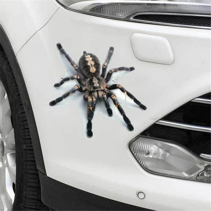 3D etiqueta engomada del coche de araña lagarto escorpión estilo animal pegatina para Infiniti FX Serie Q-Serie QX-Serie coupe EX37 EX25 JX35 EX35 AirBag Cable de alambre reparación Cable de alambre de 8200216459 de 8200216454, 8200216462 para Renault Megane II Megane 2 Coupe romper