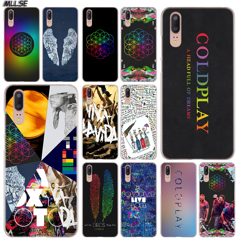 MLLSE Adventure Coldplay A Head Full Of Dreams Case Cover For ...