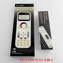 Ми свет LS1 4 в 1 Smart Светодиодный контроллер для СВЕТОДИОДНЫЙ монохромный, CCT, rgb RGBW линейка 2,4 ГГц FUT090 РЧ пульт дистанционного управления