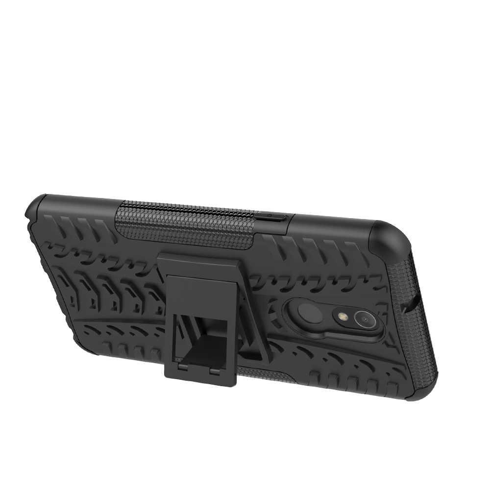 Caso para lg stylo 5 stylo 4 3 caso à prova de choque armadura de silicone para lg v30 v30s v40 v50 thinq g7 stylus 3 capa de telefone