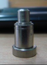 PTL2-04-4 Spring-loaded plunger assemblies , combination pin,carbon steel, bright nickel,PEM standard,in stock, made in China,