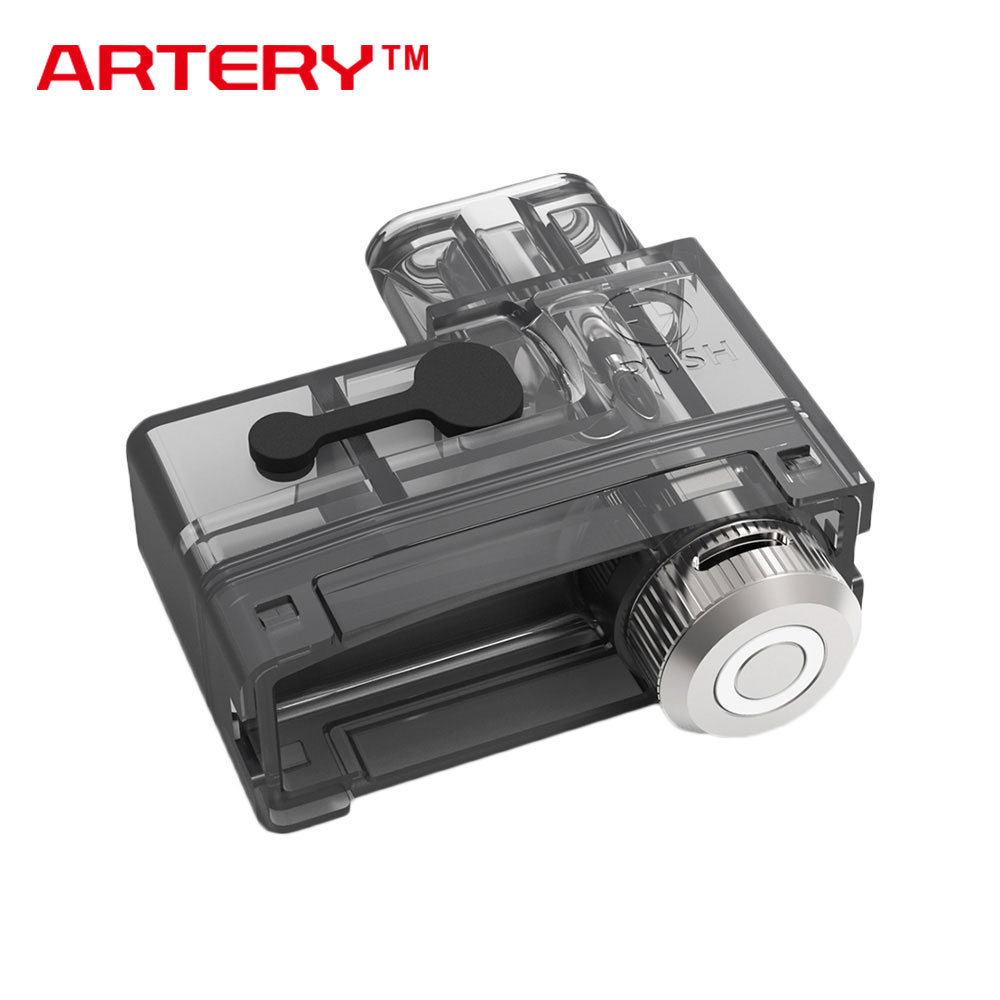 New Original 1pc Artery PAL II Replacement Pod Cartridge 2ml/3ml Capacity for Artery PAL II Pod Kit  Artery PAL 2 Vape AssessoryNew Original 1pc Artery PAL II Replacement Pod Cartridge 2ml/3ml Capacity for Artery PAL II Pod Kit  Artery PAL 2 Vape Assessory