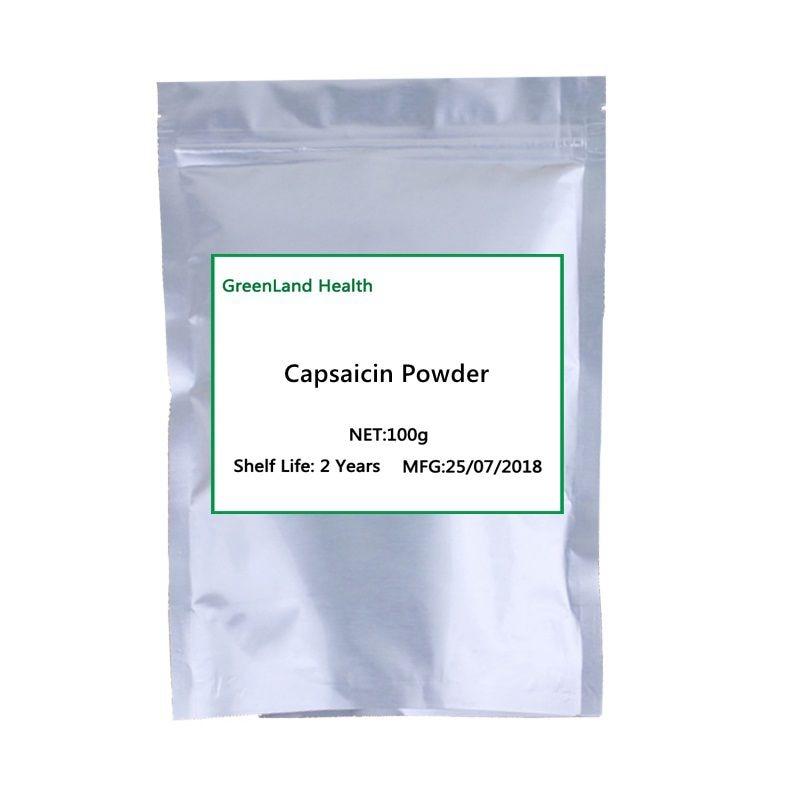98% capsaicin acid Powder,best Price98% capsaicin acid Powder,best Price