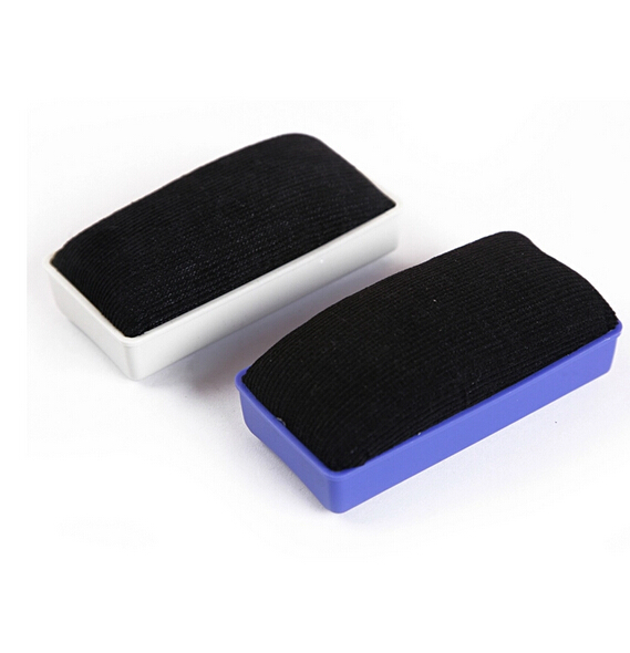 2 Pcs/Lot Magnetic Whiteboard Eraser For School Stationery & Office Supply