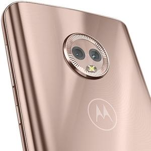 Image 5 - מוטורולה Mobilephone Moto ירוק פומלו 1S XT1925 Snapdragon 450 4GB RAM 64GB ROM 5.7 אינץ 18:9 IPS טביעת אצבע 3000mAh טלפון סלולרי