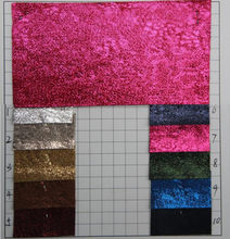 New PU synthetic leather shoe factory wholesale faux leather cloth PU leather  material special glitter flash fabric e041759cf0bb