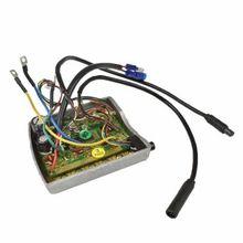 Голый контроллер для замены 36 в 250 Вт/350 Вт или 48 в 500 Вт/750 Вт TSDZ2 Электрический велосипед центральный среднеразмерный мотор