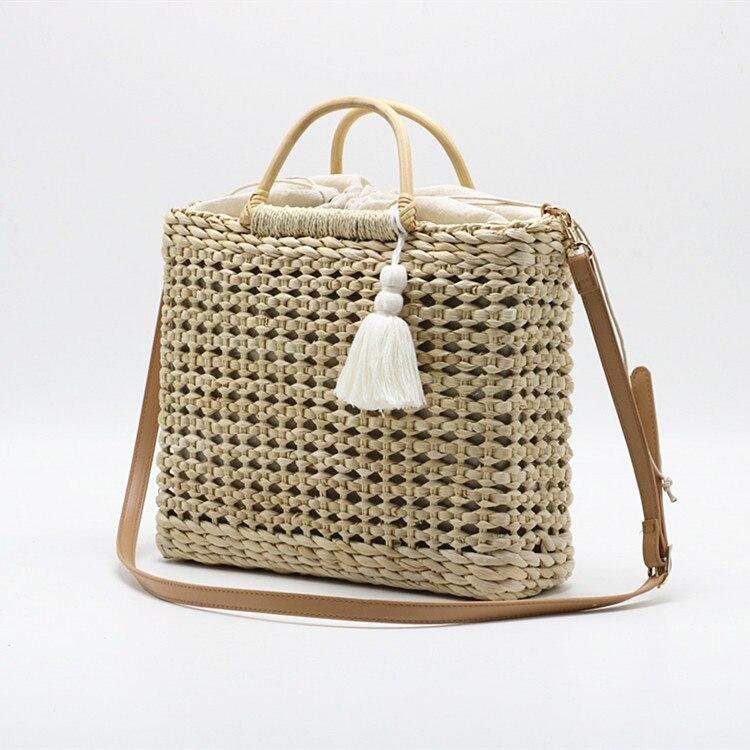 de compras mulher moda borla mensageiro bolsa