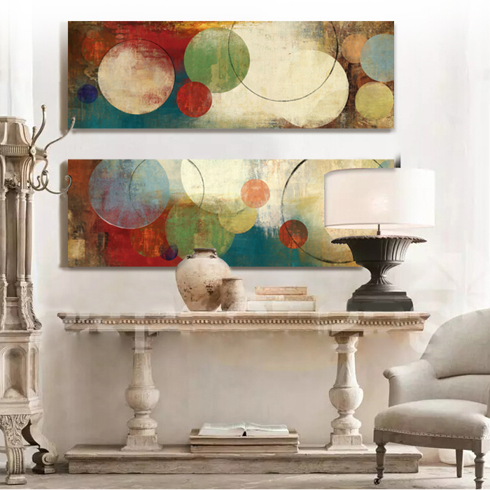 compare prices on blue circle art- online shopping/buy low price