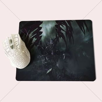 Yinuoda New Arrivals Guild Wars 2 gamer play mats Mousepad Size for 18x22cm 25x29cm Small Mousepad 2