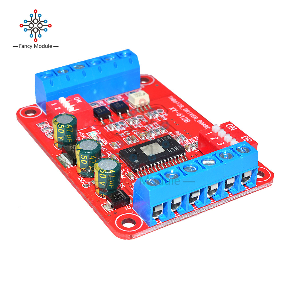 THB6128 MOSFET driver//DIP Switch//2A Current //Max 36V Stepper Motor Driver