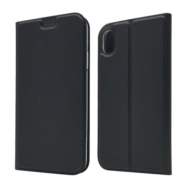 iphone xs max coque rabat