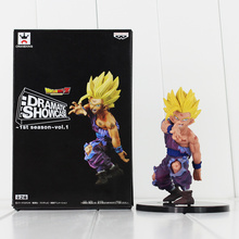 Dragon Ball Z Gohan Cell Goku Vegeta Trunks Frieza DBZ Collectible Model Toys